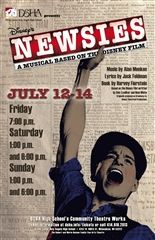 Community Theatre Works: Disney's Newsies! July 2019