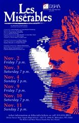 Fall Musical: Les Misérables November 2018