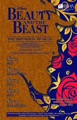 Fall Musical: Disney's Beauty and the Beast | November 2019