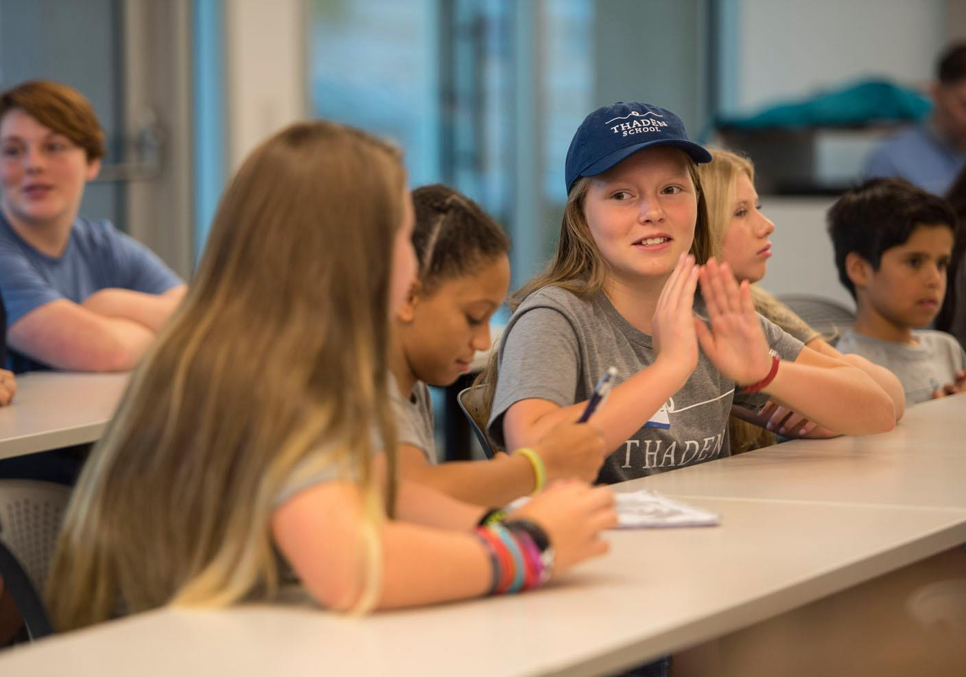 Thaden School to occupy Crystal Bridges for first month