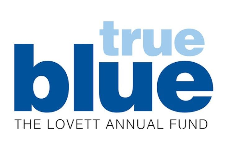 Give to True Blue