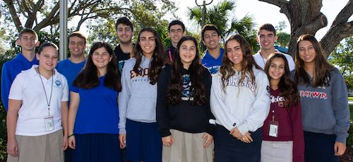Scheck Hillel 2019 Silver Knight Award Nominees