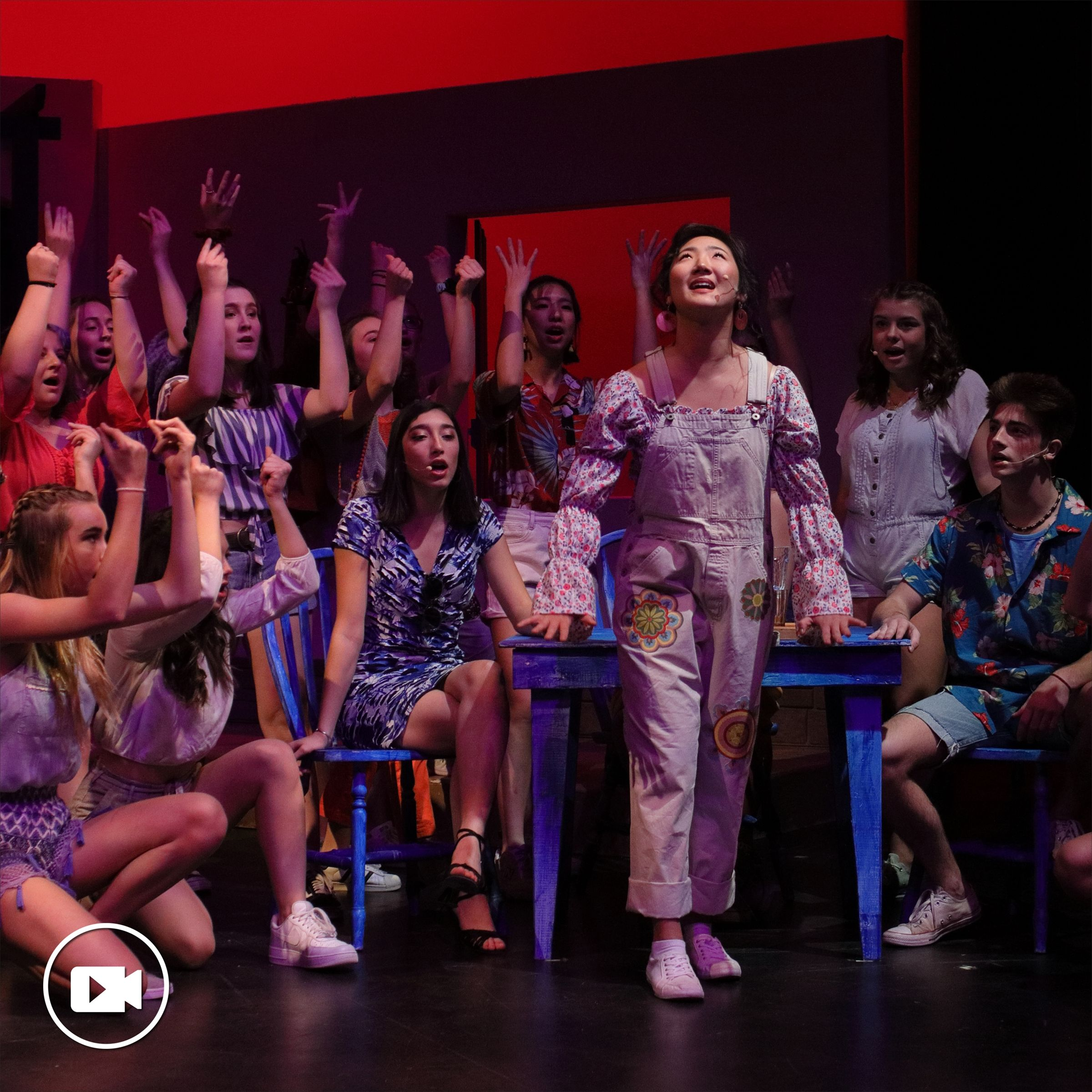 Mamma Mia! Behind the Scenes of an LCS Production