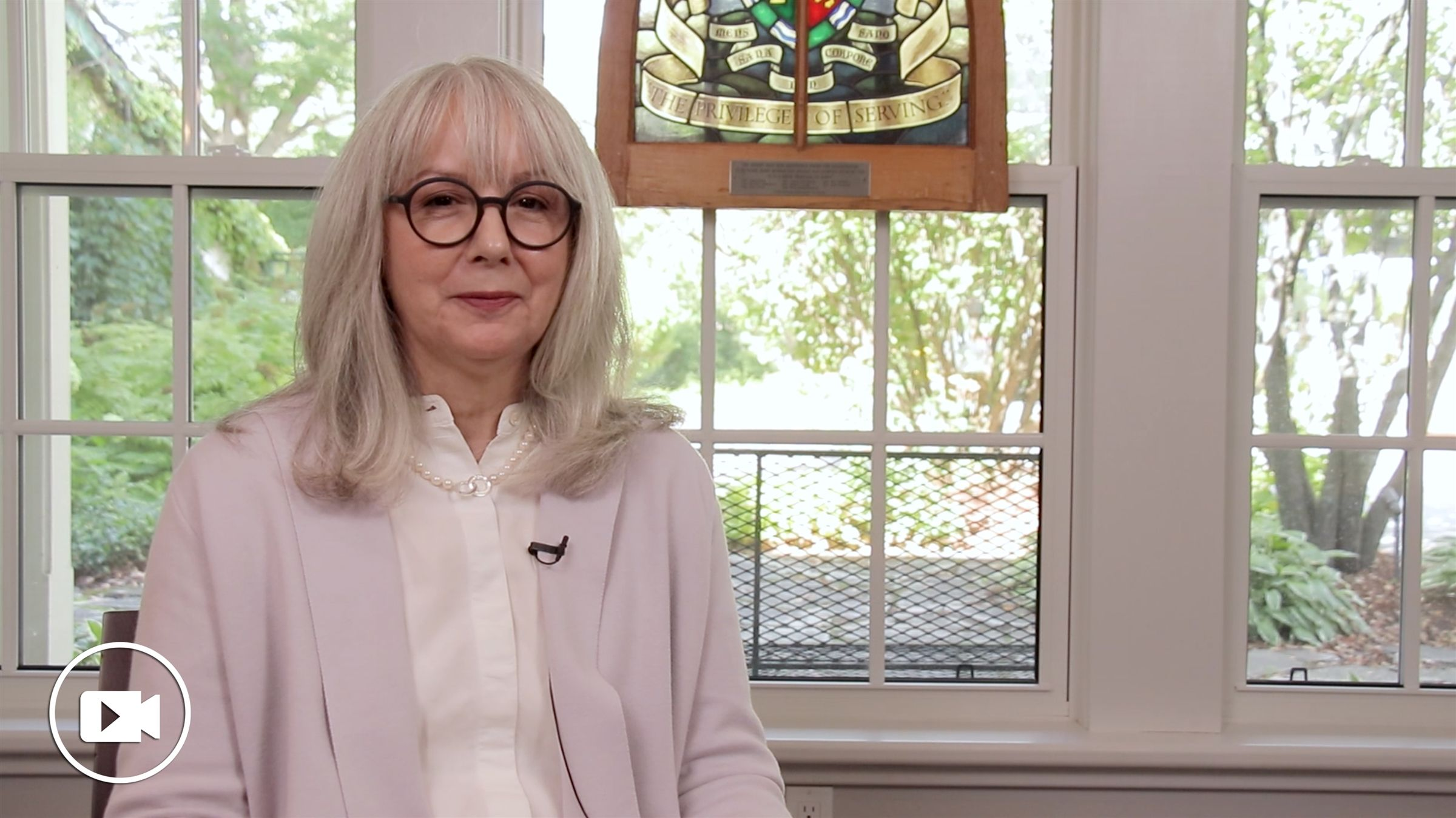 A Message from the Grove Society President (Watch Video)