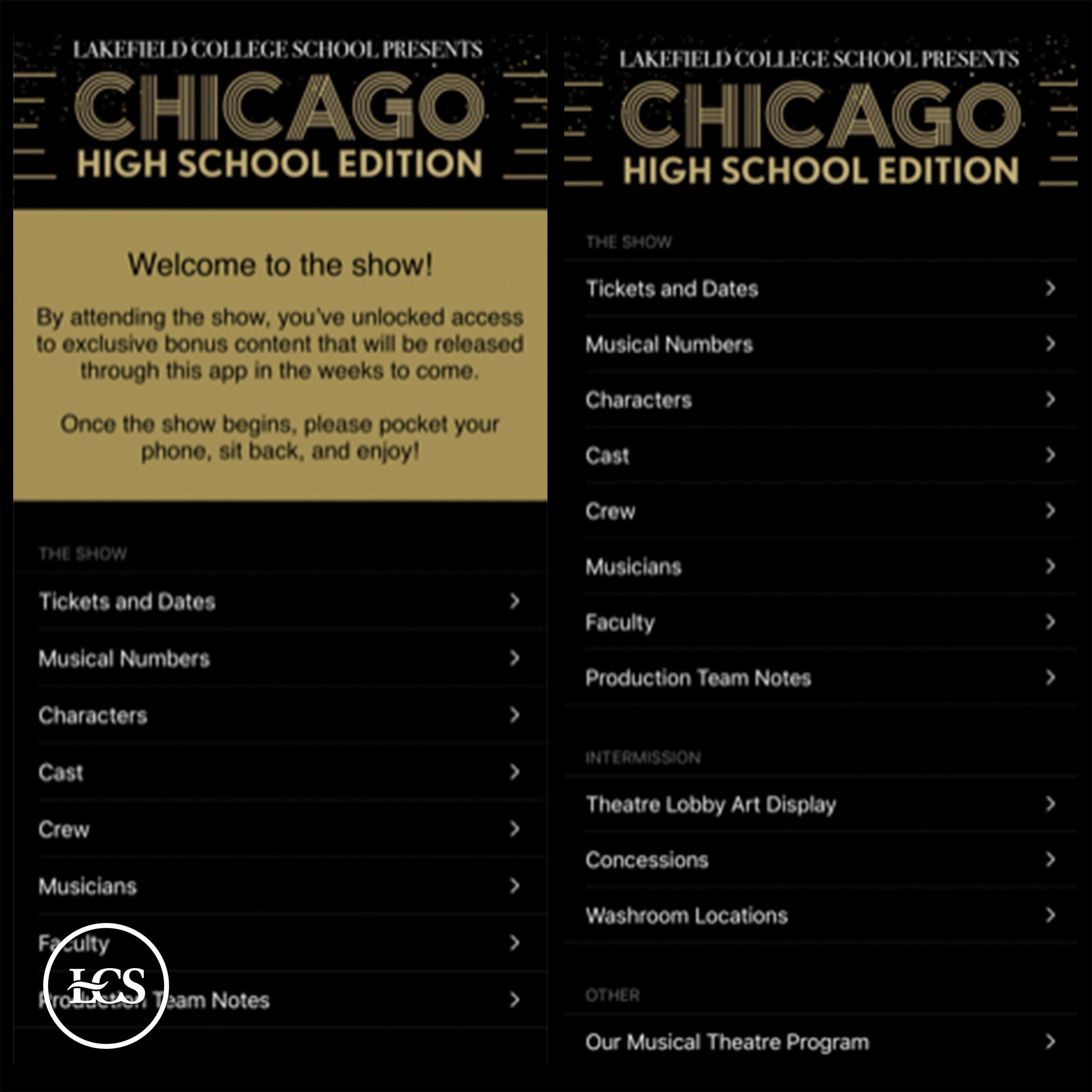 Student-Developed Chicago @ LCS App
