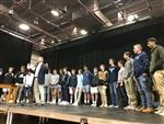 Athletic Awards Spring 2019
