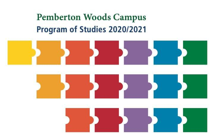 Pemberton Woods Program of Studies