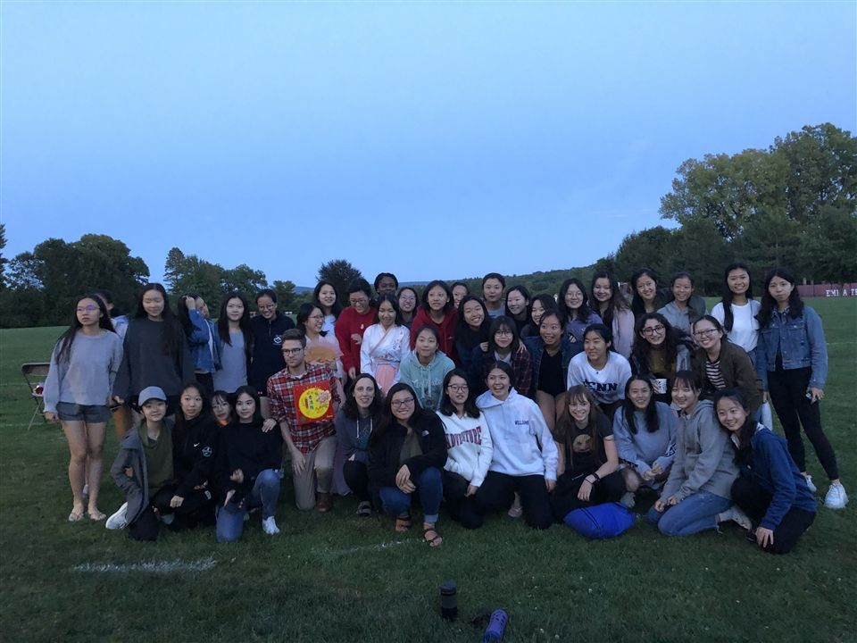 Students celebrate Mid-Autumn Festival
