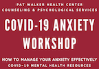 Univ of Arkansas COVID-19 Anxiety Workbook for Adults