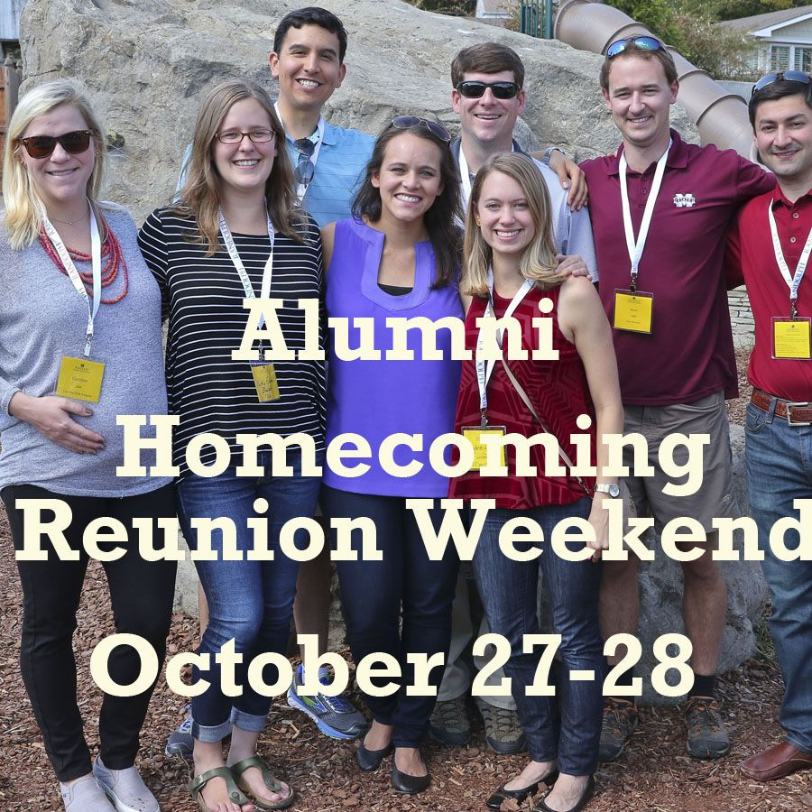2017 Homecoming Reunion Weekend