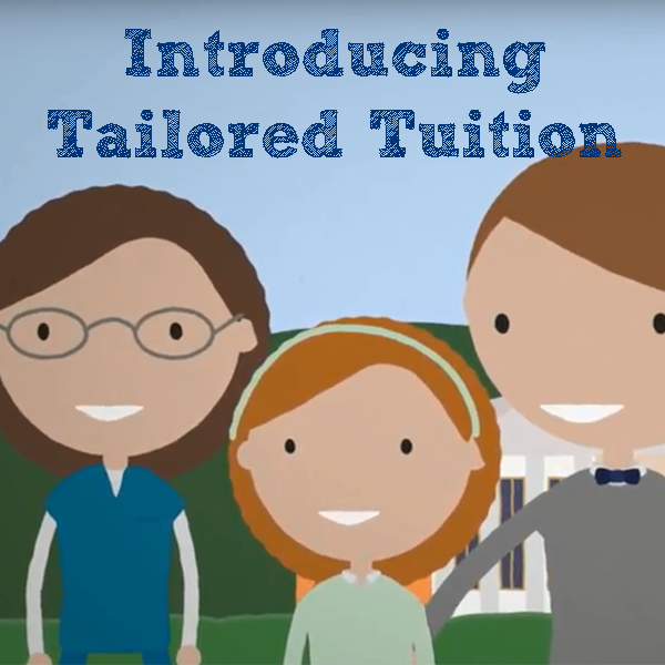 Tailored Tuition