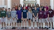 The Class of 2019 student-athletes who will continue to play their sport in college.