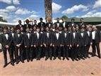 Upper School men's chorus