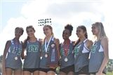 Pine Crest School girls' cross country team
