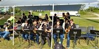 The Pine Crest School Jazz Band