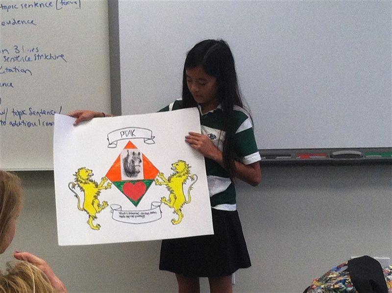 Pine Crest School | Coat of Arms