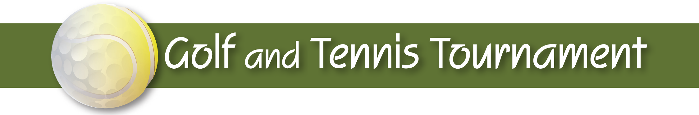 Golf and Tennis Tournament Registration