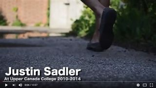 American boarder Justin Sadler created this video to share his UCC boarding experience.