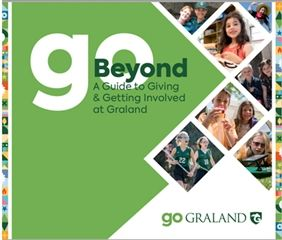 A Guide to Giving and Getting Involved at Graland