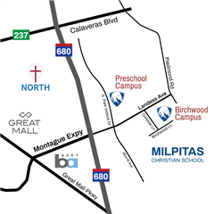 Milpitas Christian School - Birchwood Campus