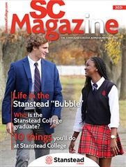 View Our 2021 Admissions Magazine