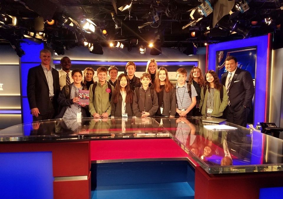 CS students at Fox News