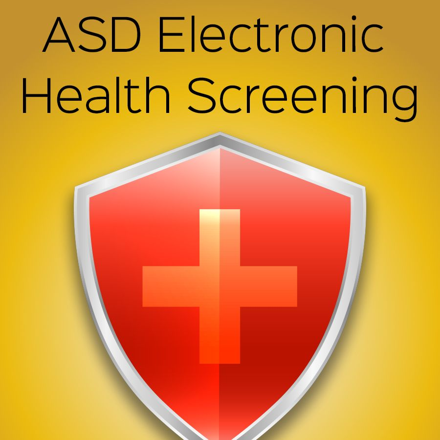 ASD Health Screening Tool