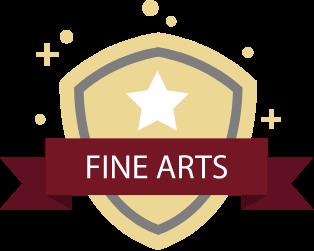 25 Fine Arts  Awards