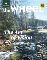 The Wheel 38.1 Winter/Spring 2019