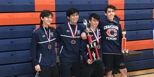 Chaminade Fencing Brings Home Two State Titles