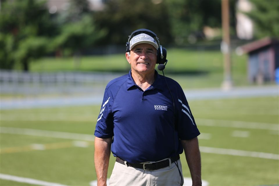 Tony Severino has been the Head Football Coach since 1983