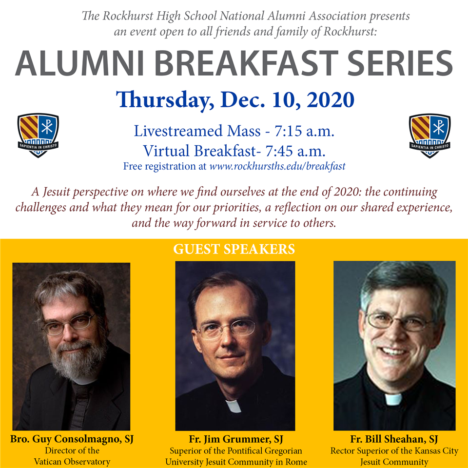 Alumni Breakfast Series Dec2020