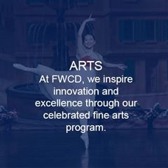 Explore the Fine Arts at FWCD