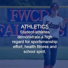 Learn More About the Athletics Program at FWCD