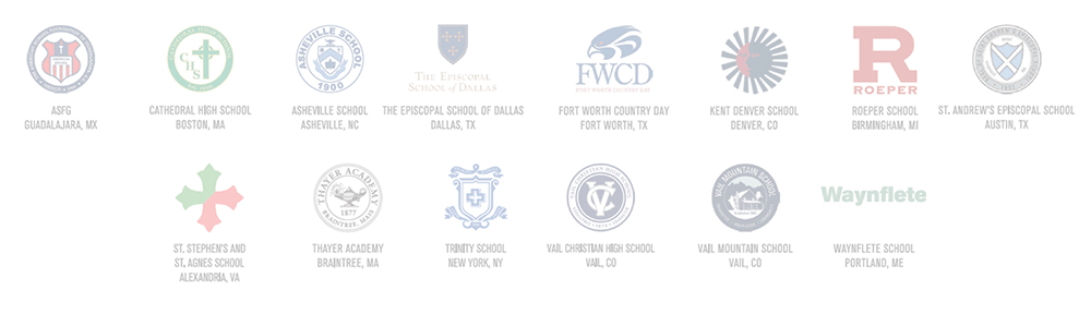 Fort Worth Country Day is one of 15 schools in North America in the Shoulder to Shoulder Global Coalition of Schools.