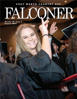 Hot Off the Press! Read the Summer Falconer Online!