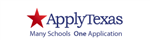 ApplyTexas is used to apply to Texas public colleges and universities.
