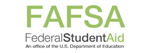 Complete the online form that determines eligibility for Federal Student aid-grants, college work study jobs and loans.