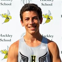 Jonah Gorevic '21 (Cross Country)