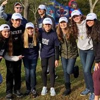 Hackley Abilis Club participated in the annual Walk/Run for Abilis in Greenwich, CT on Sunday, October 20.