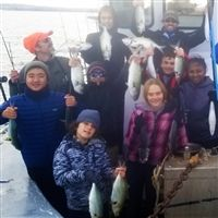 Hackley Angling Club ventured out on Long Island Sound for a truly epic day of fishing.