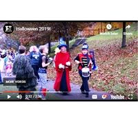 The Hackley Lower School Halloween Parade video.