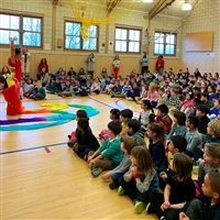 Lower School students celebrated the Lunar New Year.