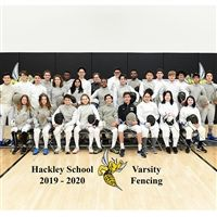 Hackley Varsity Fencing 2019-20