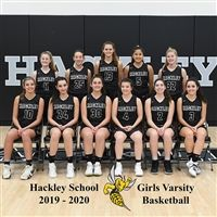 Hackley Girls Varsity Basketball 2019-20