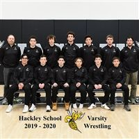 Hackley Varsity Wrestling 2019-20