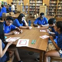 Hudson Scholars Summer Program in the Sternberg Library