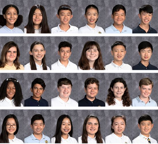Clairbourn's Class of 2020