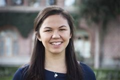 Jamie Kwong, Class of 2010, in her professional headshot