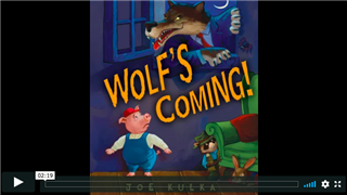 Griffin Reads Wolf's Coming